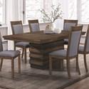 Coaster Octavia Dining Table - Item Number: 107391