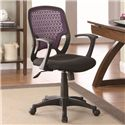 Coaster Office Chairs Mesh Chair - Item Number: 800056