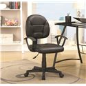 Coaster Office Chairs Black Office Chair