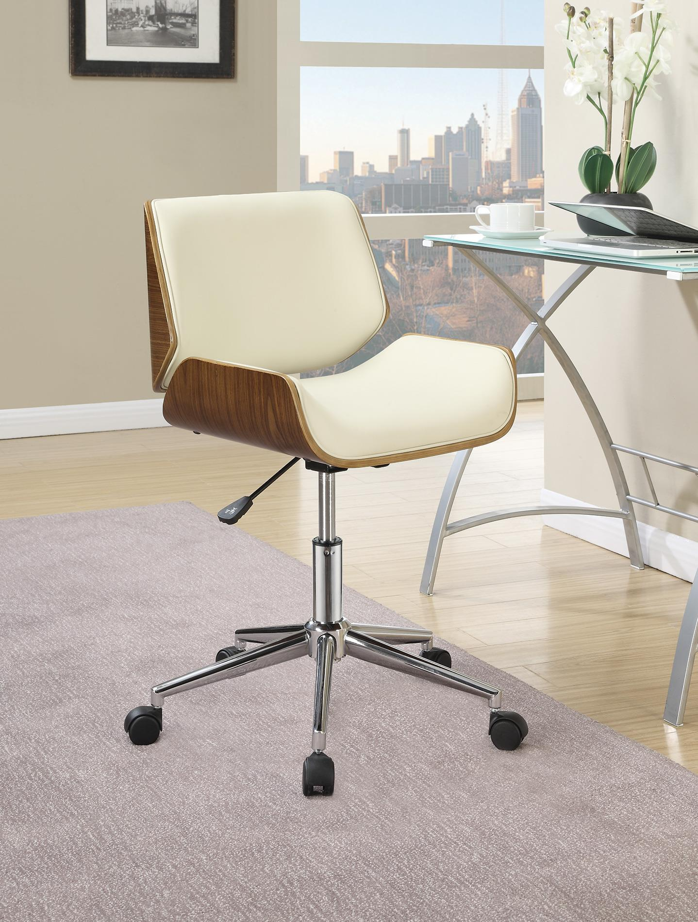 Coaster Office Chairs 800613 Contemporary Leatherette