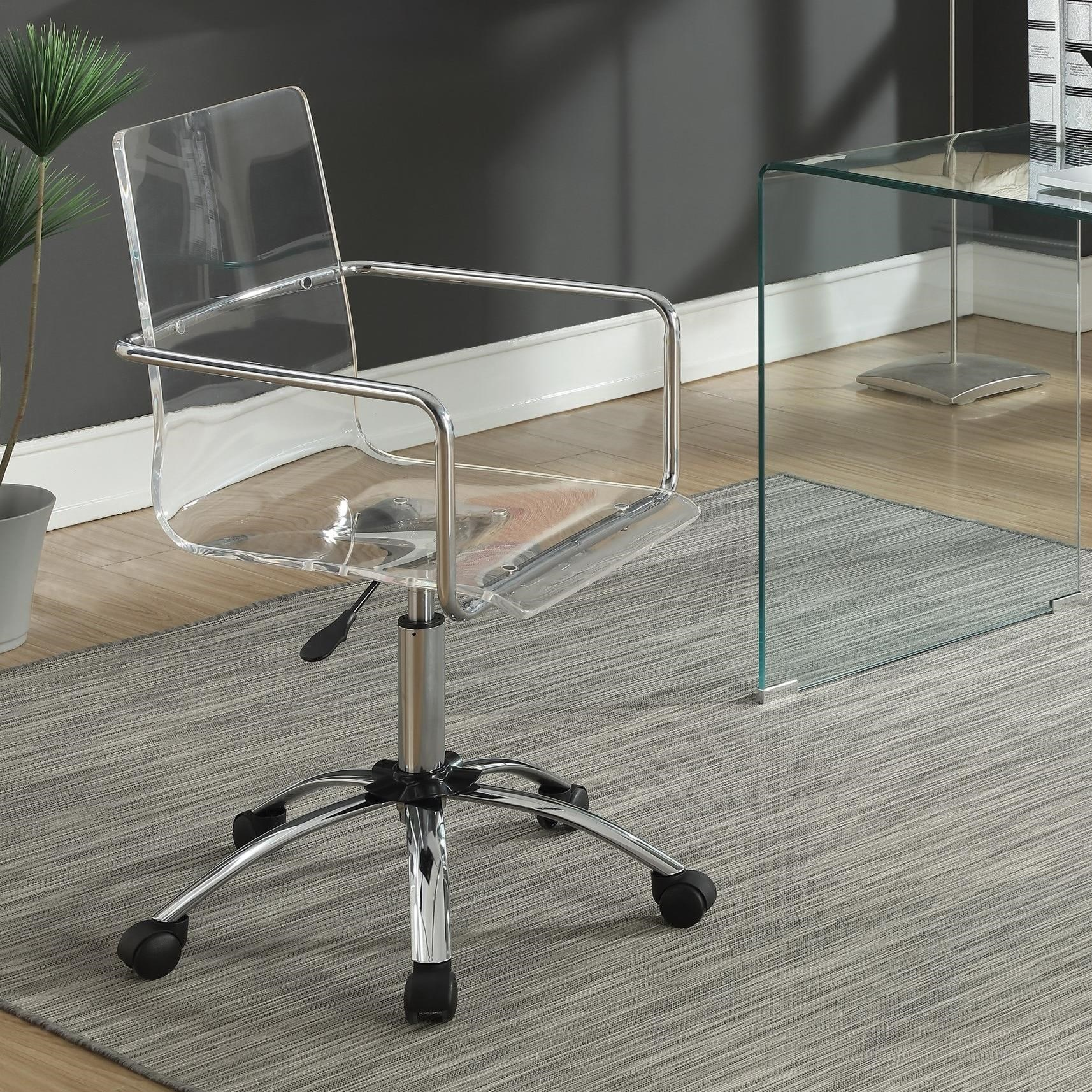 Coaster Office Chairs Office Chair   Item Number: 801436