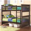Coaster Oliver Twin Bunk Bed - Item Number: 460266