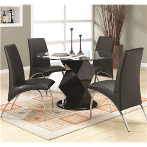 Coaster Ophelia Dining Set