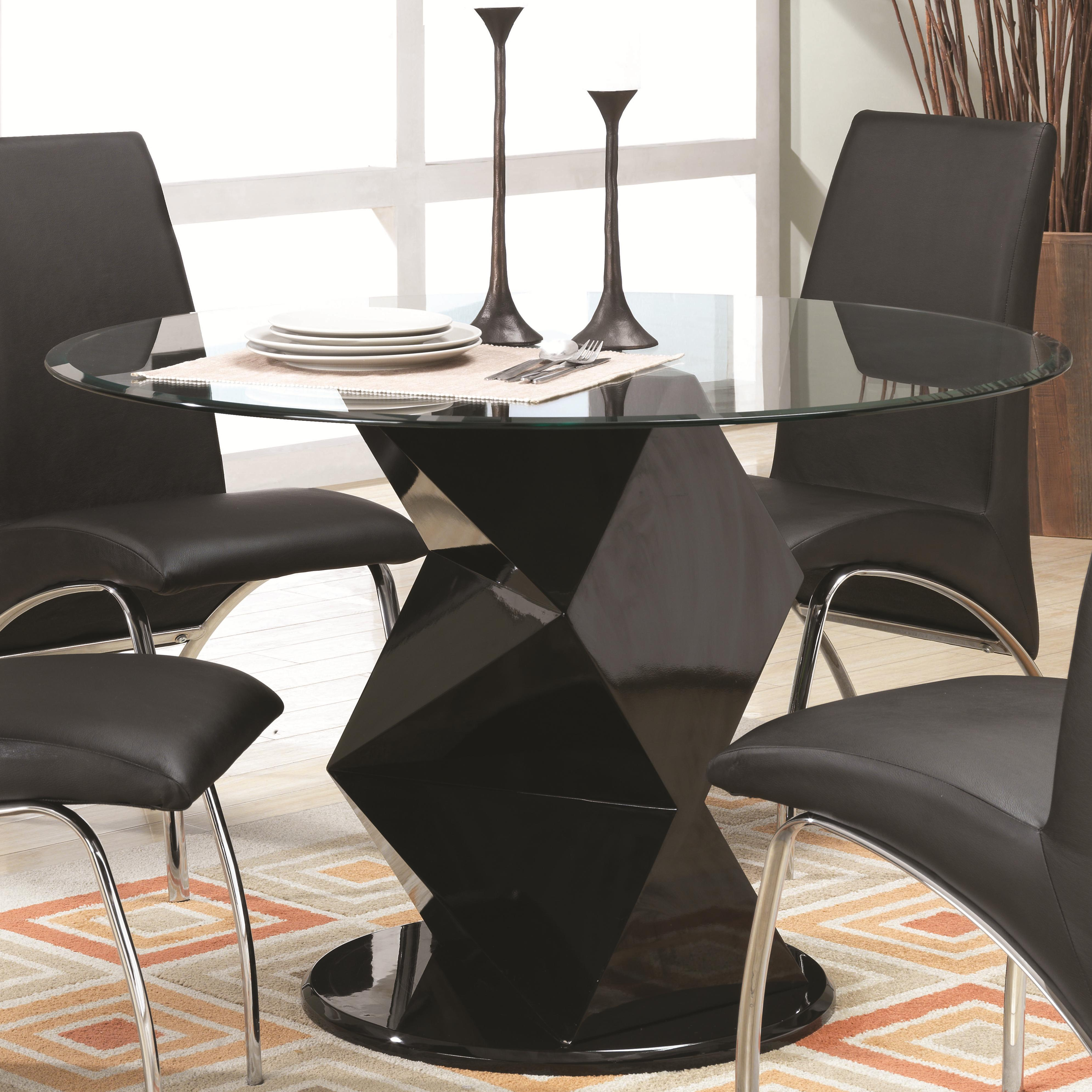 Coaster Ophelia Dining Table - Item Number: 120800