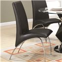 Coaster Ophelia Dining Chair - Item Number: 120802