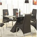 Coaster Ophelia Dining Table - Item Number: 120811