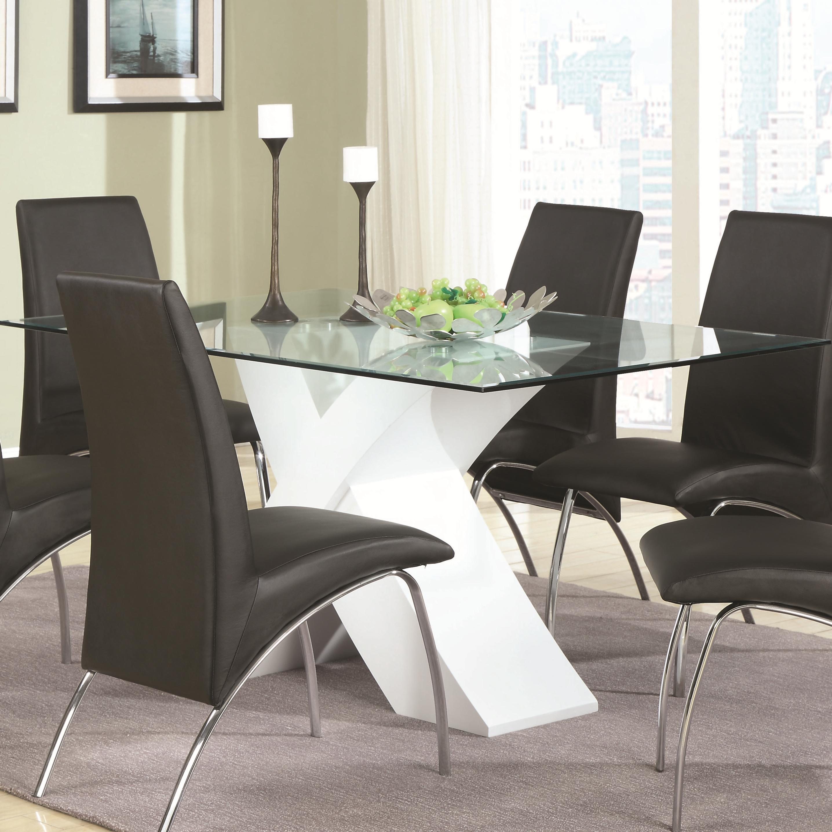 Coaster Ophelia Dining Table - Item Number: 120821