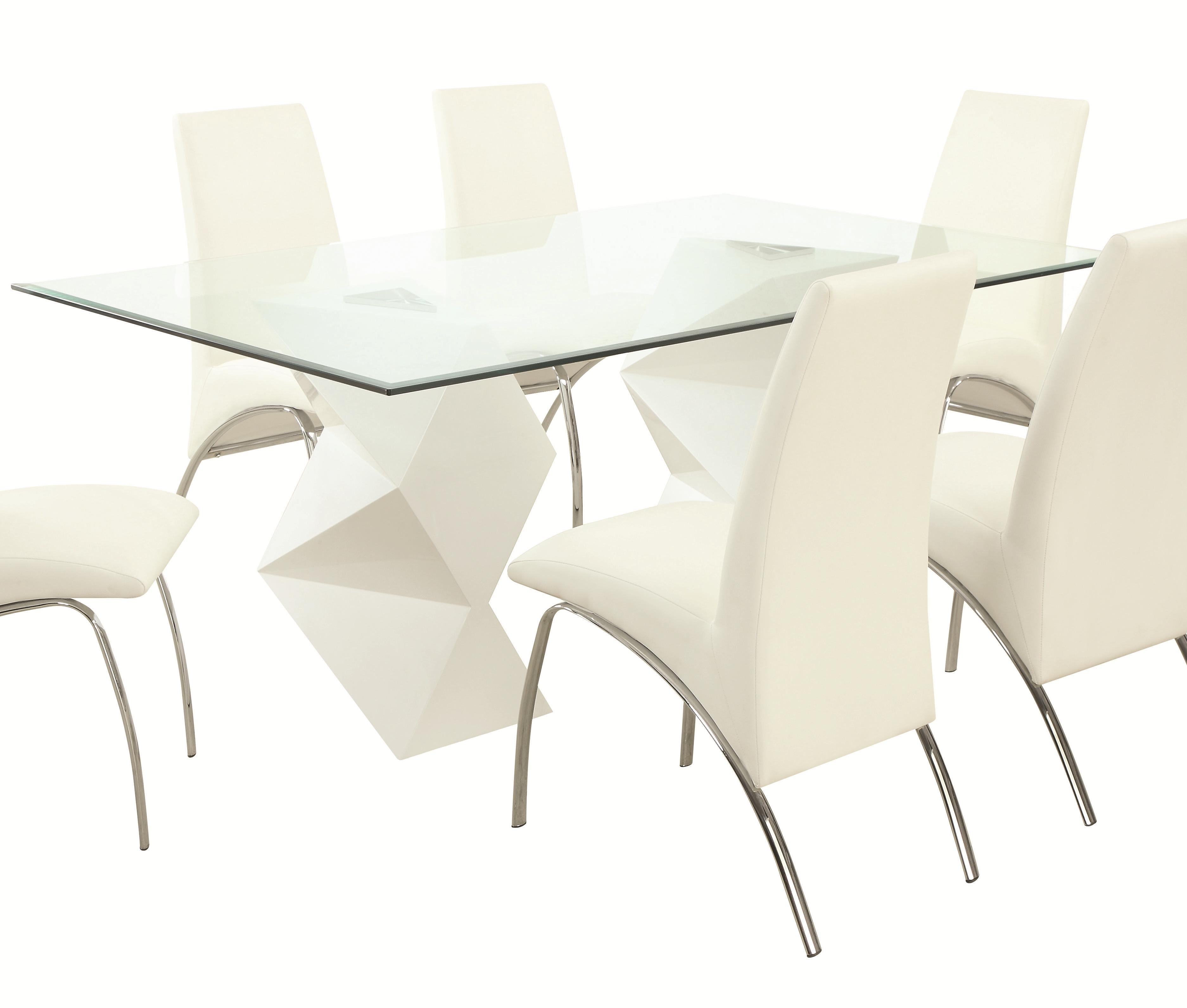 Coaster Ophelia Dining Table - Item Number: 121571
