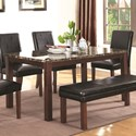 Coaster Otero Otero Dining Table - Item Number: 107701