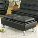 Coaster Ottomans Storage Ottoman - Item Number: 300283