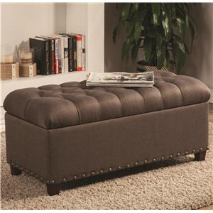 Coaster Ottomans Storage Bench