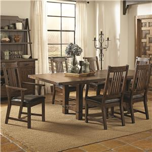 Coaster Padima 7 Pc Dining Set