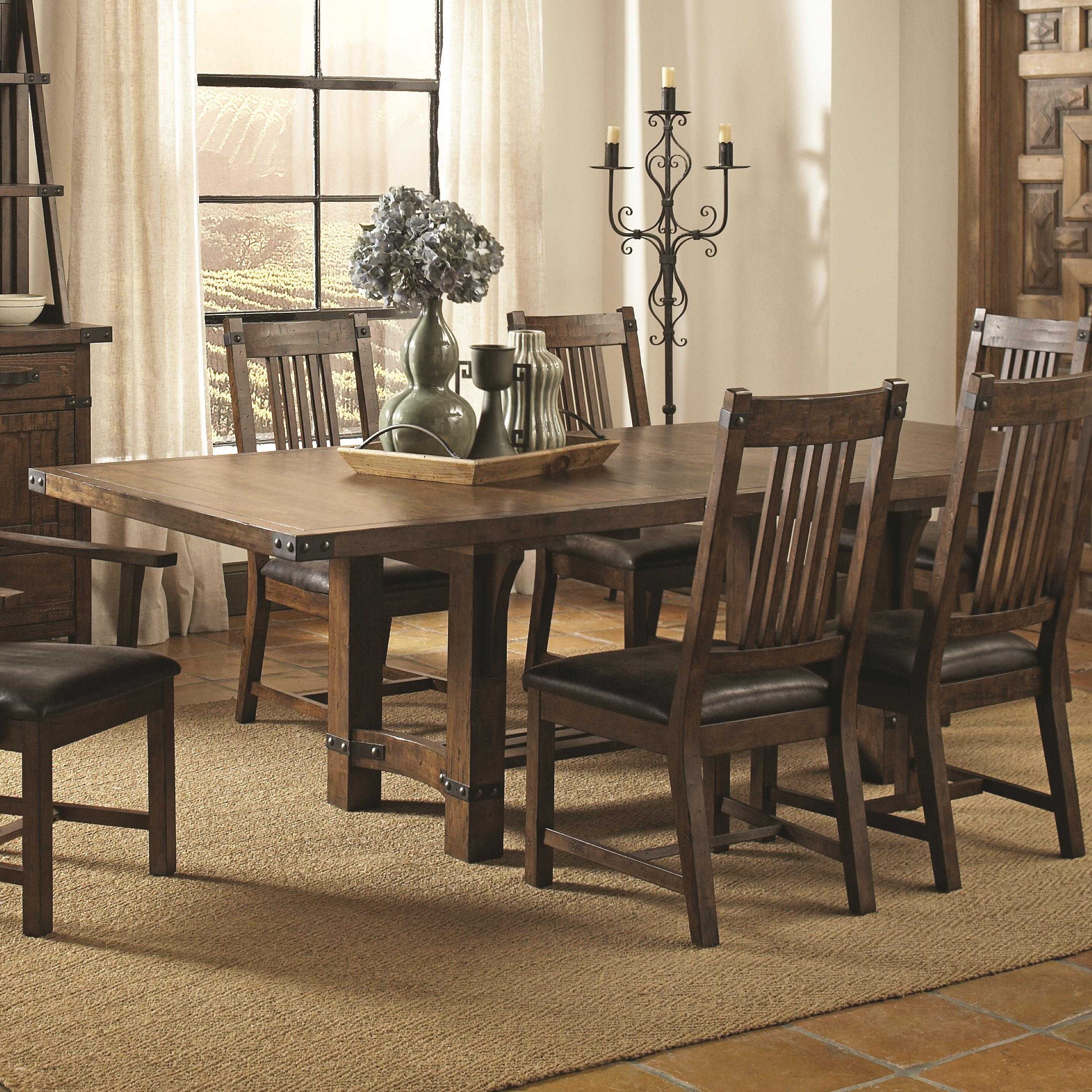 Coaster Padima Dining Table - Item Number: 105701