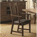 Coaster Padima Dining Arm Chair - Item Number: 105703
