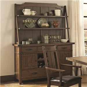 Coaster Padima Buffet and Hutch
