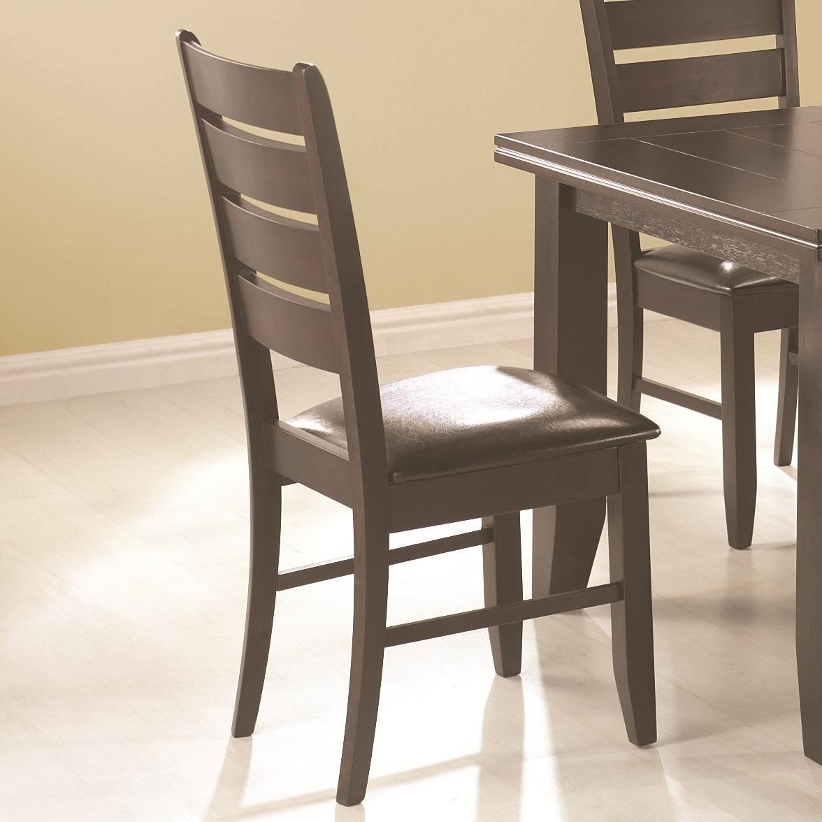 Coaster Page Dining Chair - Item Number: 102722