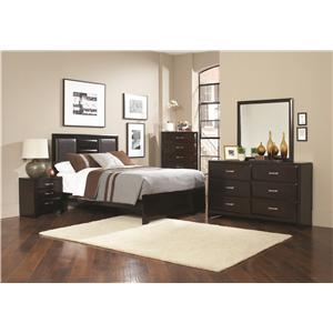 Coaster Palmetto King Bedroom Group