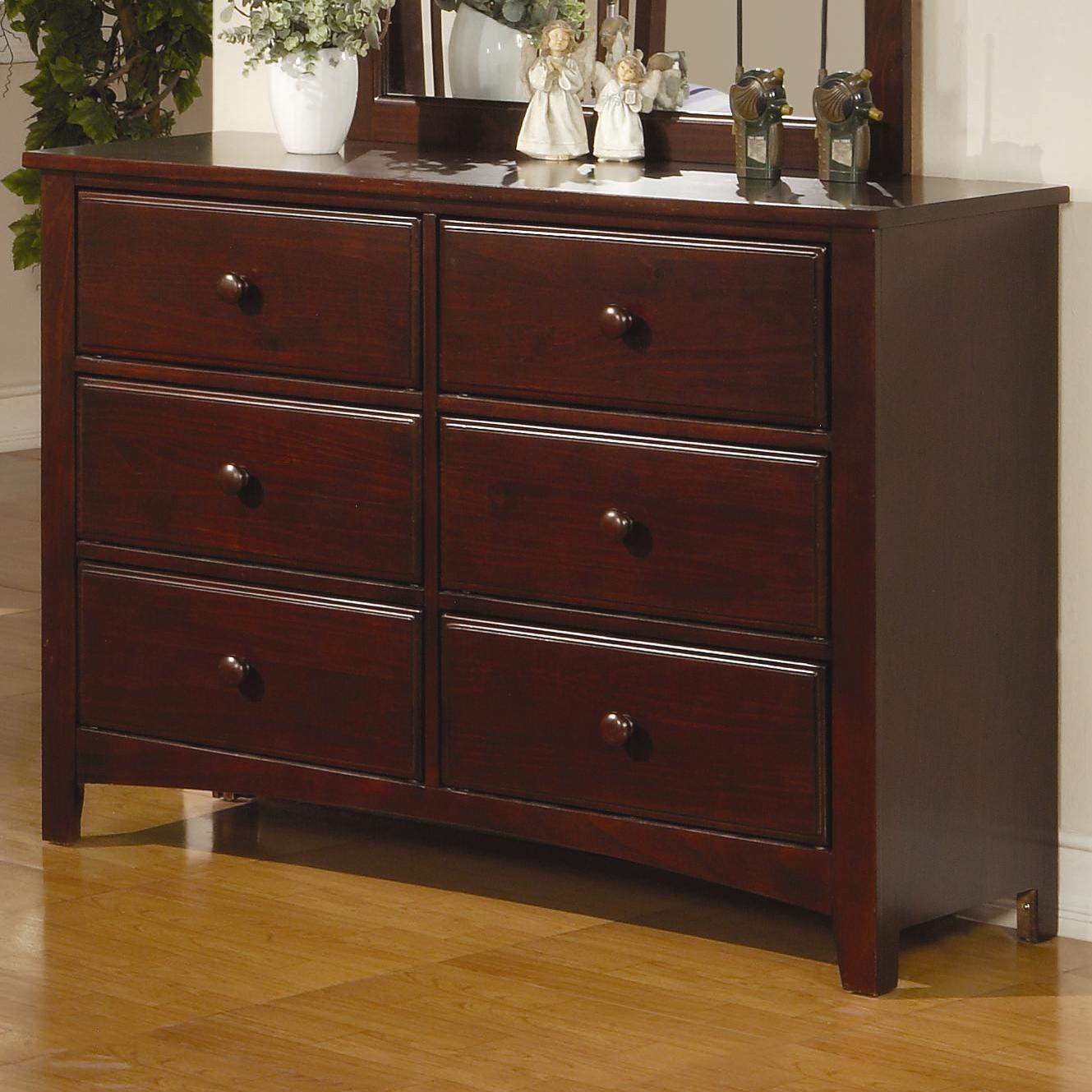 Coaster Parker Dresser - Item Number: 400293