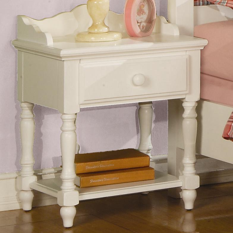 Coaster Pepper  Nightstand - Item Number: 400362