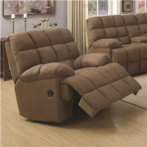 Coaster Pickett Glider Recliner