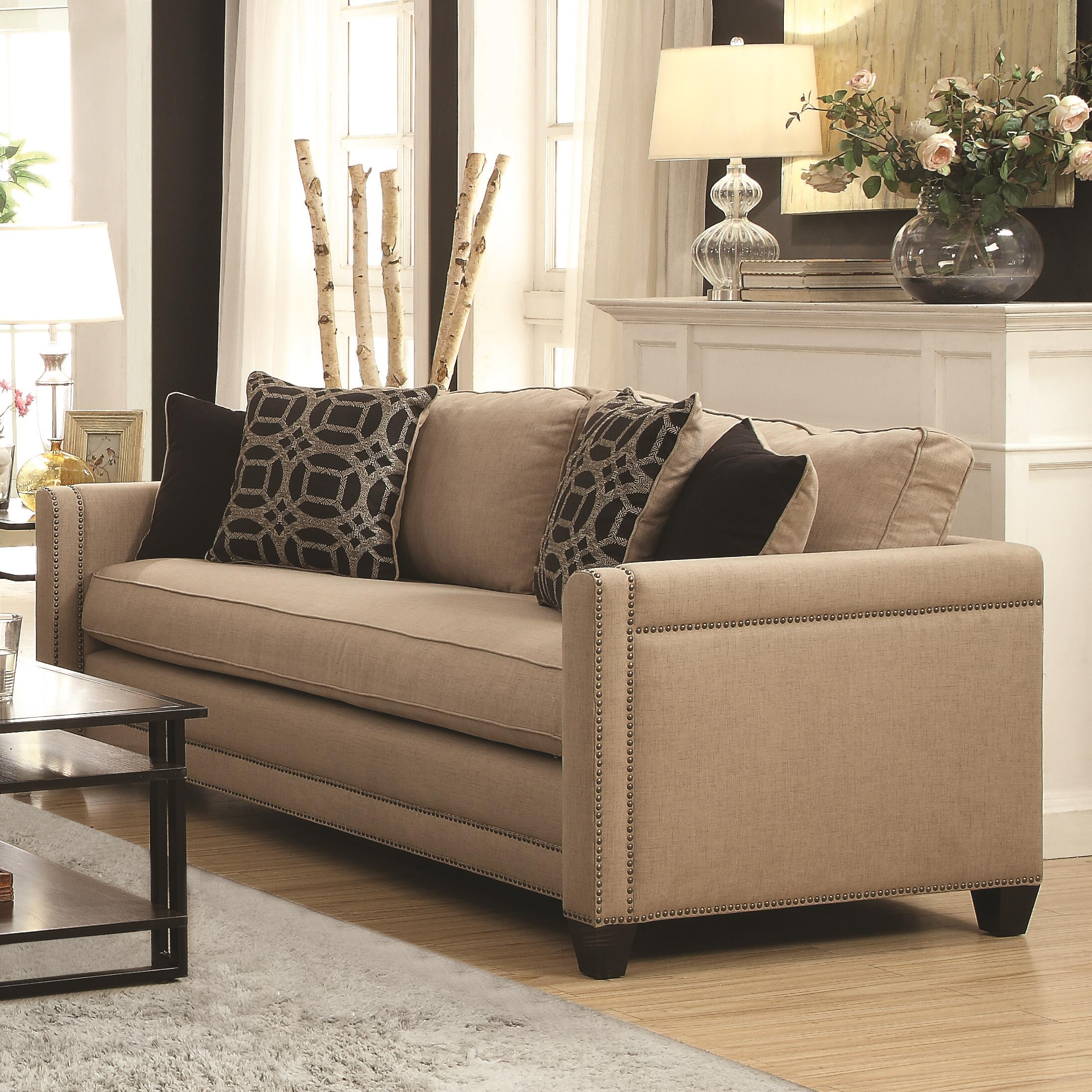 Coaster Pratten Sofa - Item Number: 505781