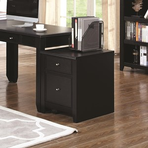 Coaster Preater Mobile File Cabinet