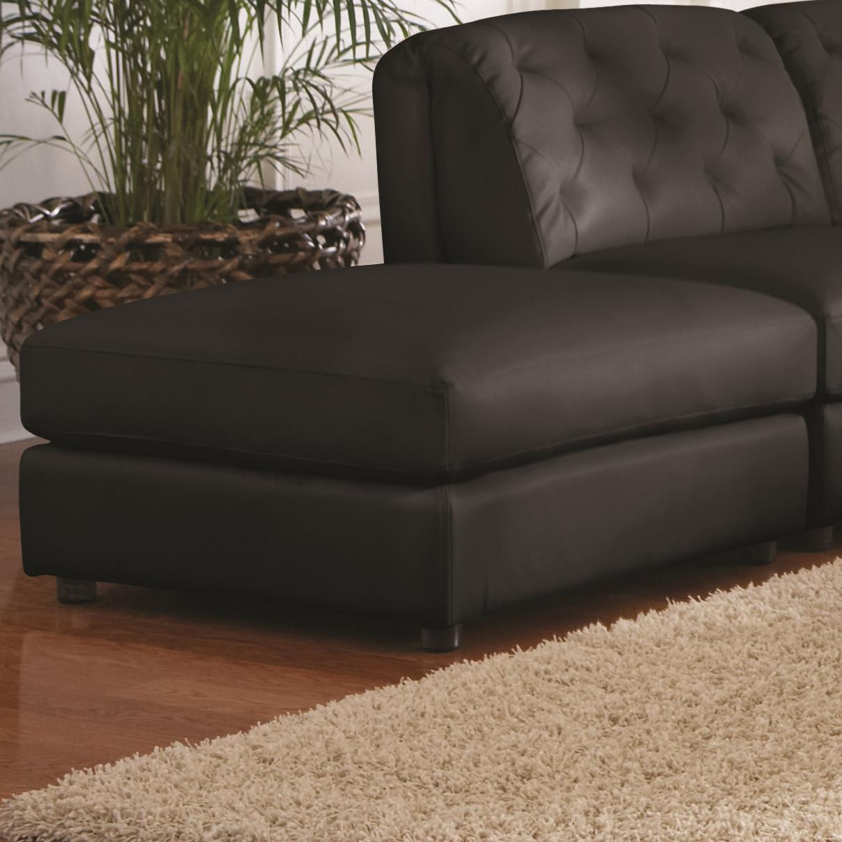 Coaster Quinn Storage Ottoman - Item Number: 551033