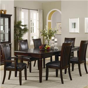 Coaster Ramona Dining Table and Chair Set