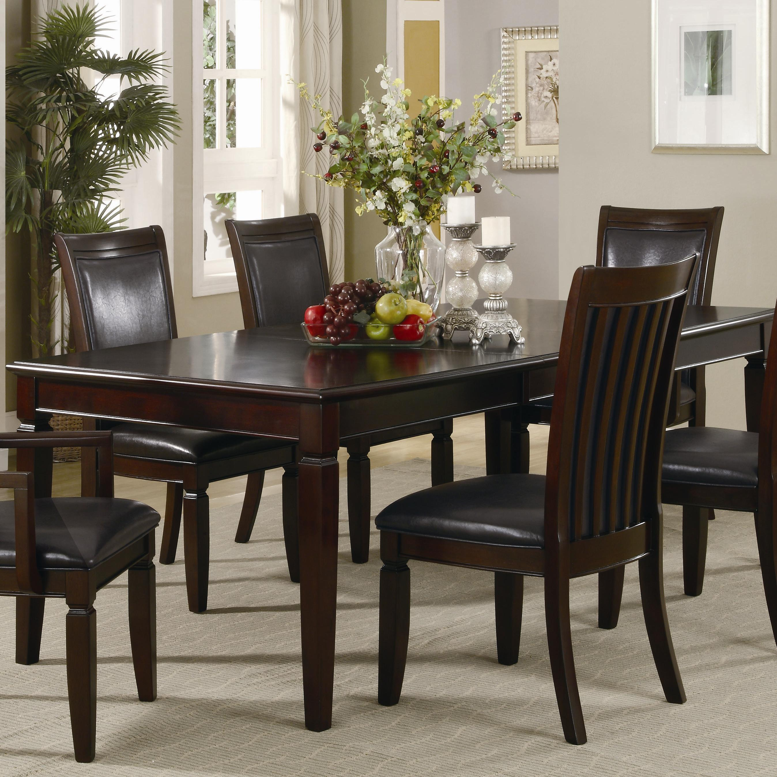 Coaster Ramona Dining Table - Item Number: 101631