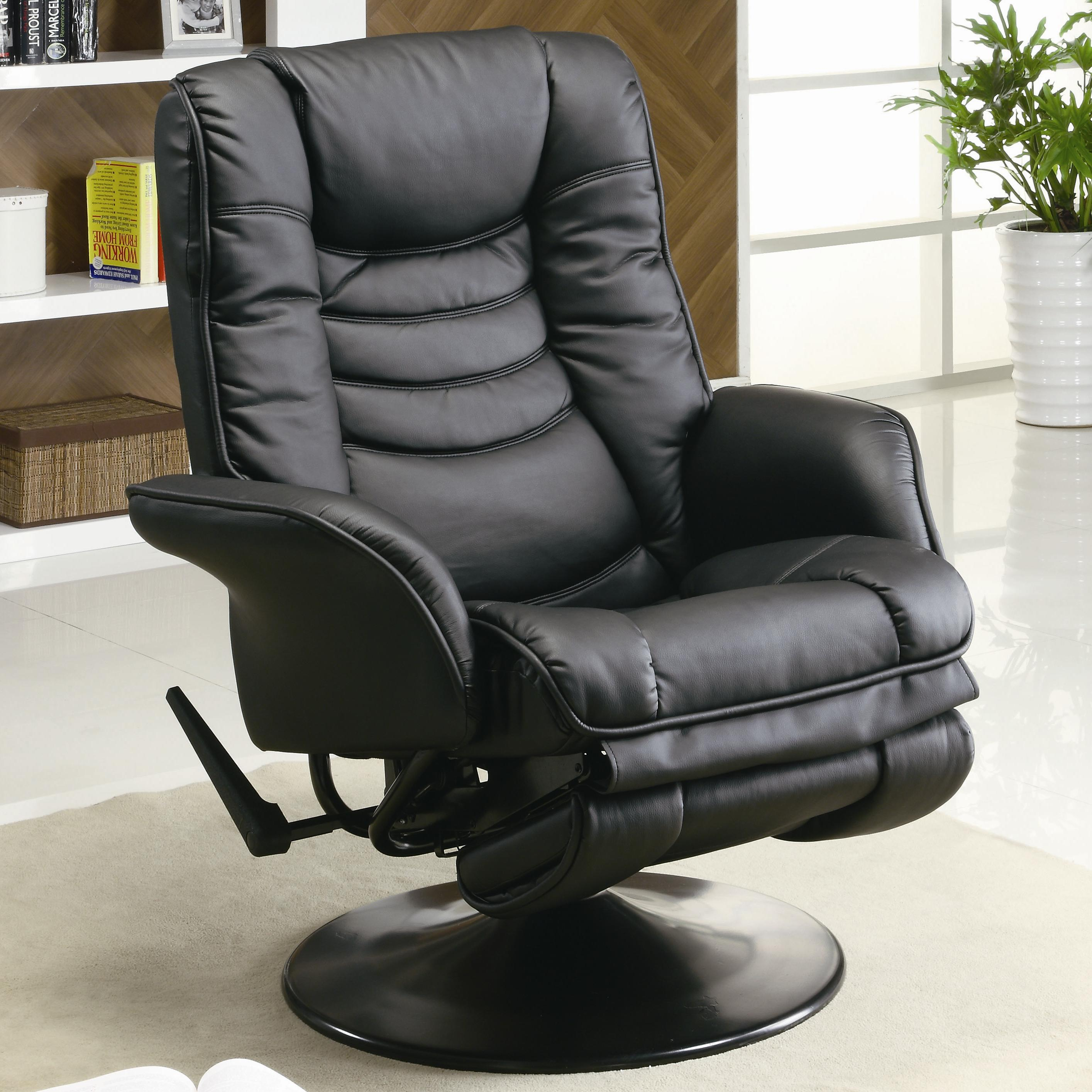 Coaster Recliners Swivel Recliner   Item Number: 600229
