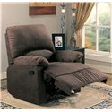 Coaster Recliners Glider Recliner - Item Number: 600266G