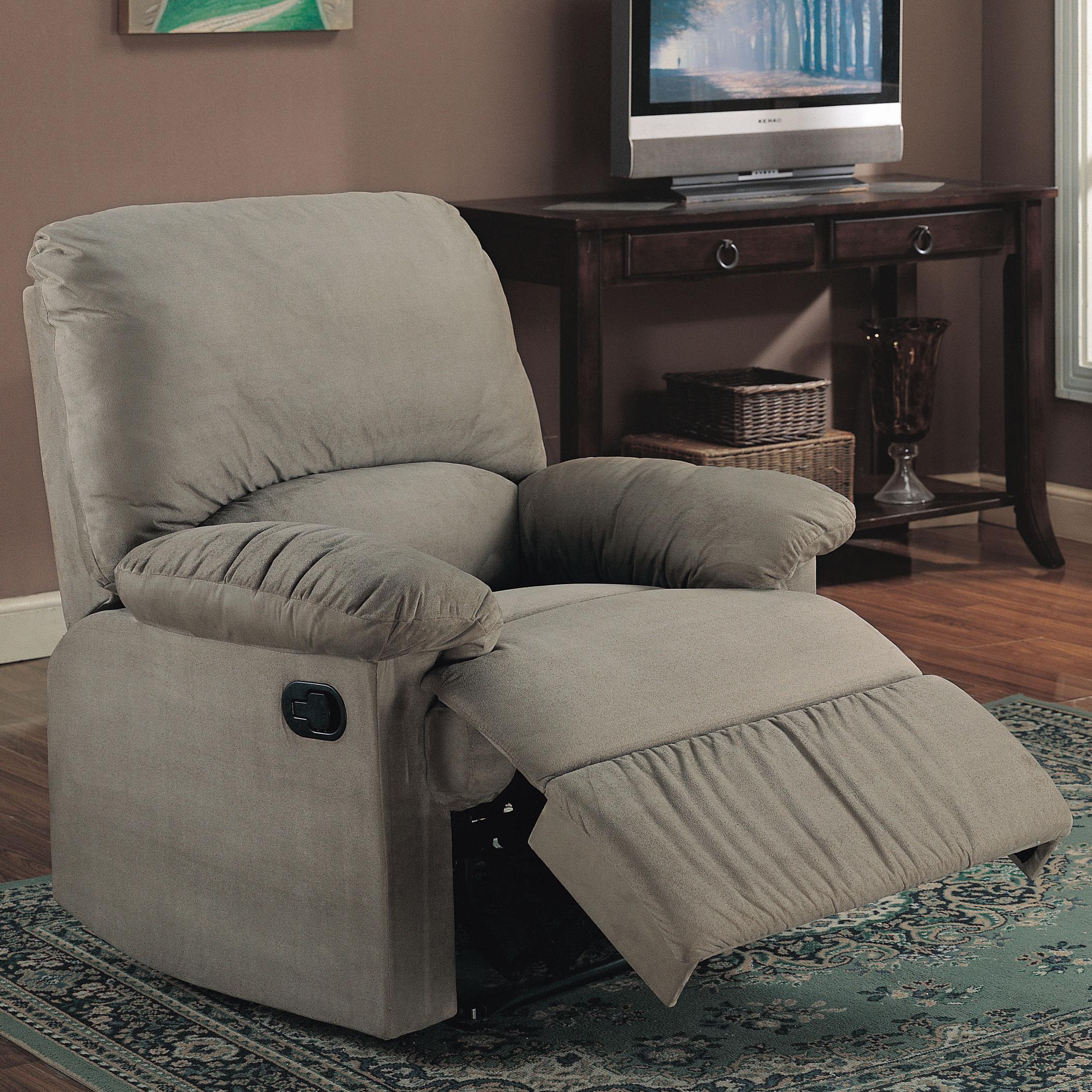 Coaster Recliners Recliner - Item Number: 600267
