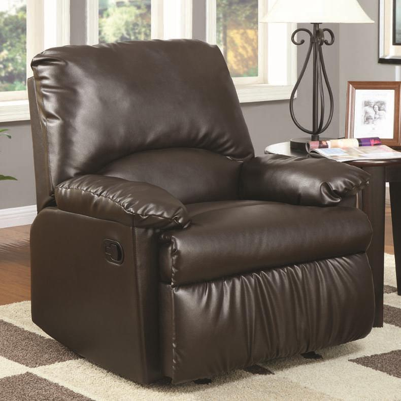 Coaster Recliners Glider Recliner - Item Number: 600270