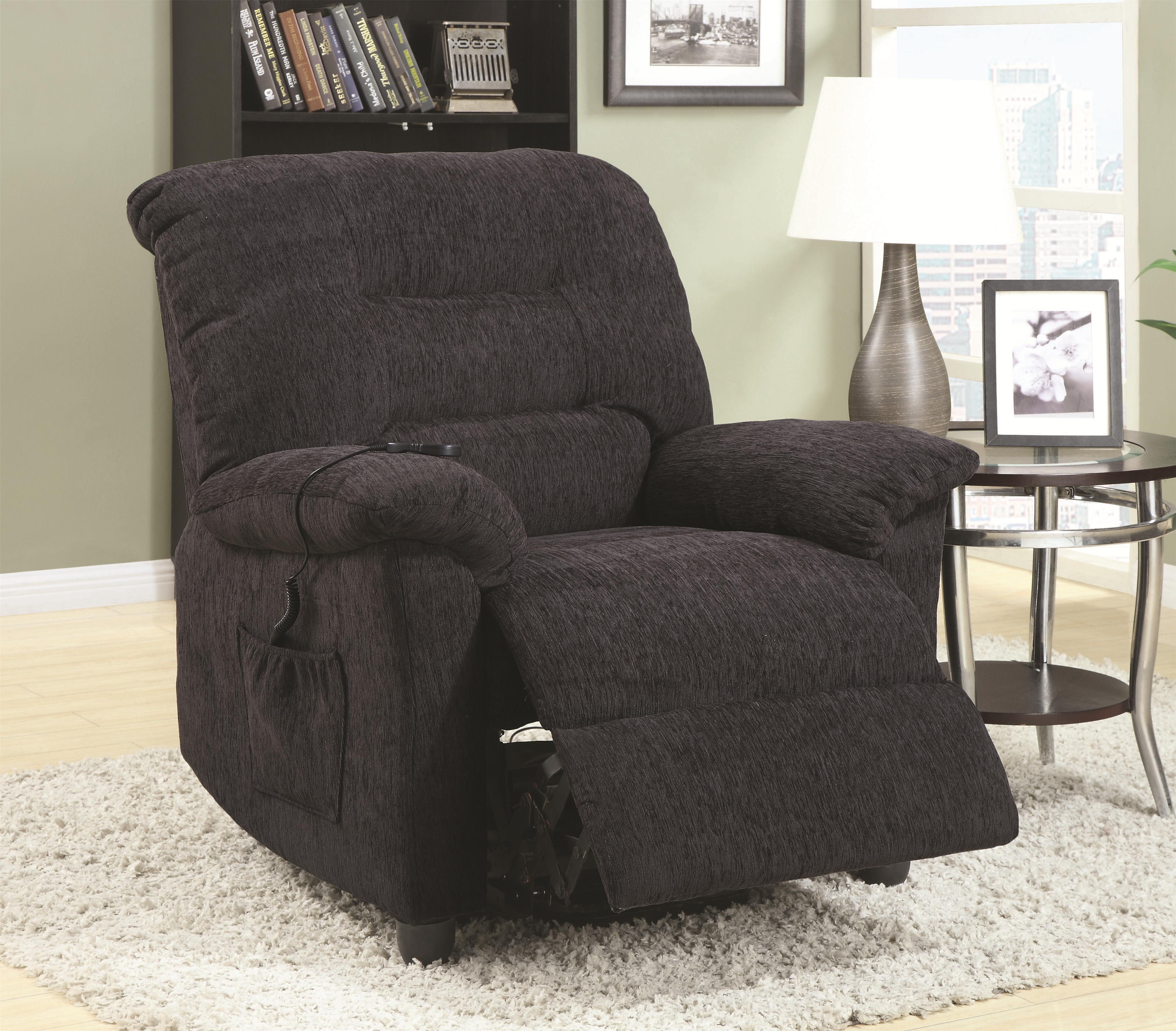 Coaster Recliners Power Lift Recliner - Item Number: 601015