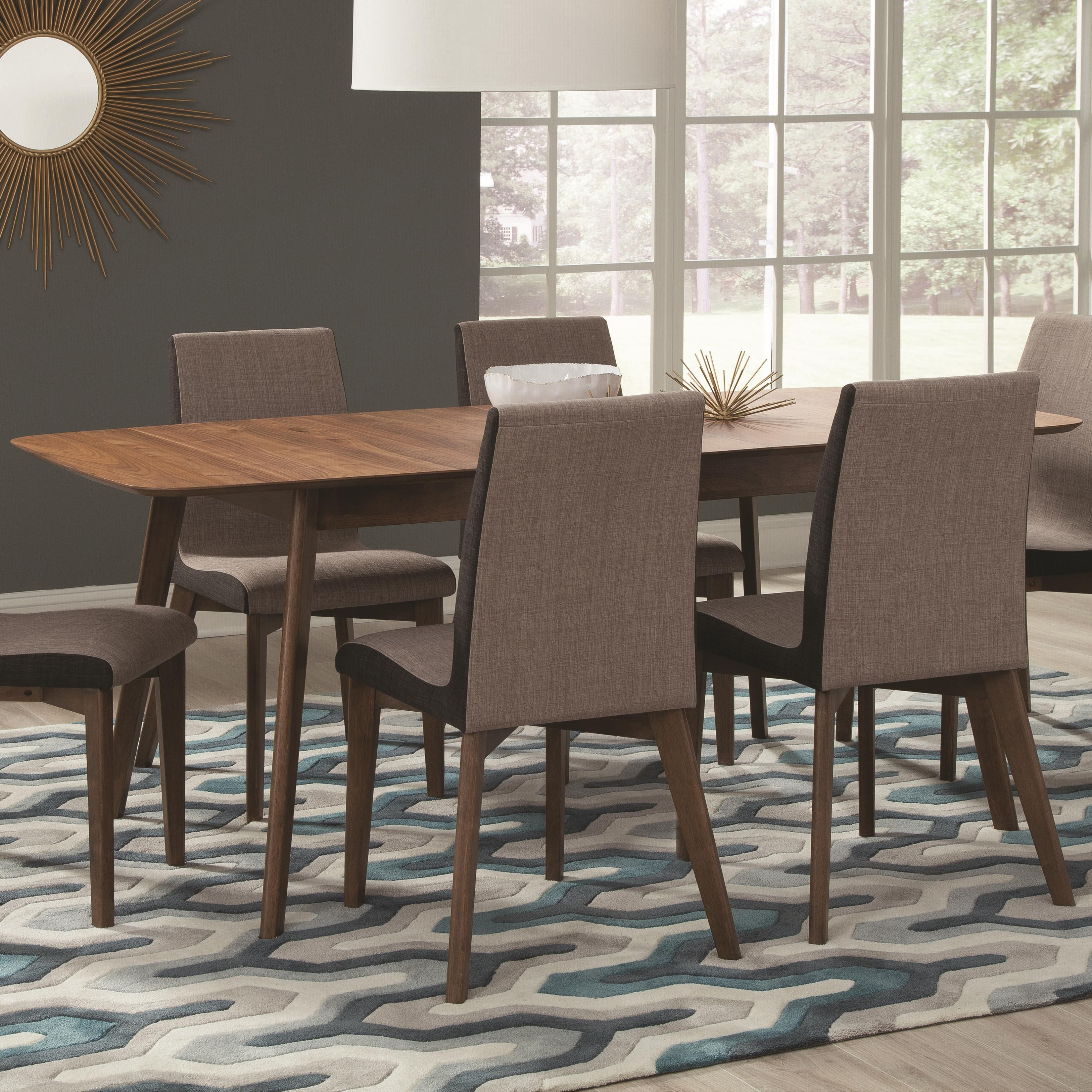 Redbridge Dining Table by Coaster at Beck's Furniture