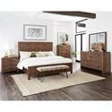Coaster Reeves King Bedroom Group - Item Number: 21573 K Bedroom Group 1