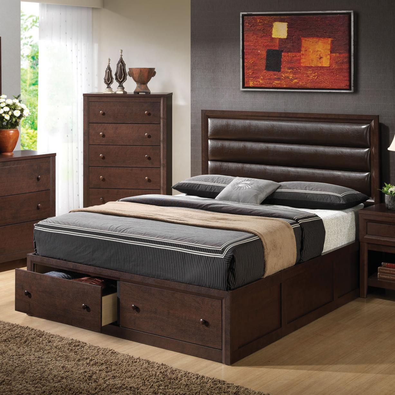 Coaster Remington California King Bed - Item Number: 202311KW