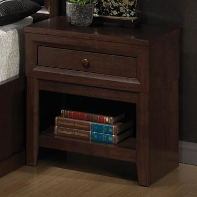 Coaster Remington Night Stand - Item Number: 202312