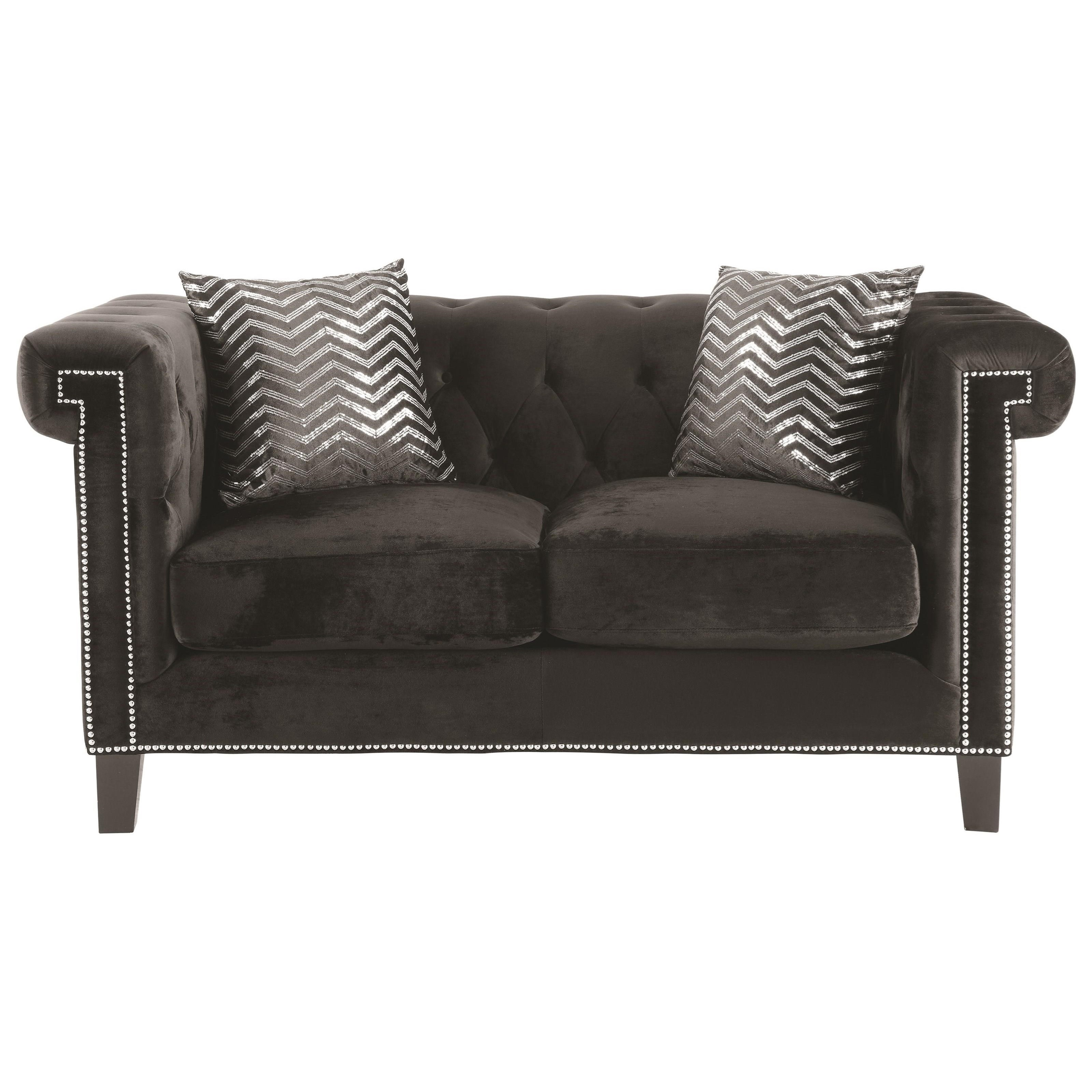 Coaster Reventlow Loveseat - Item Number: 505818