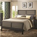 Coaster Richmond Eastern King Bed - Item Number: 202721KE