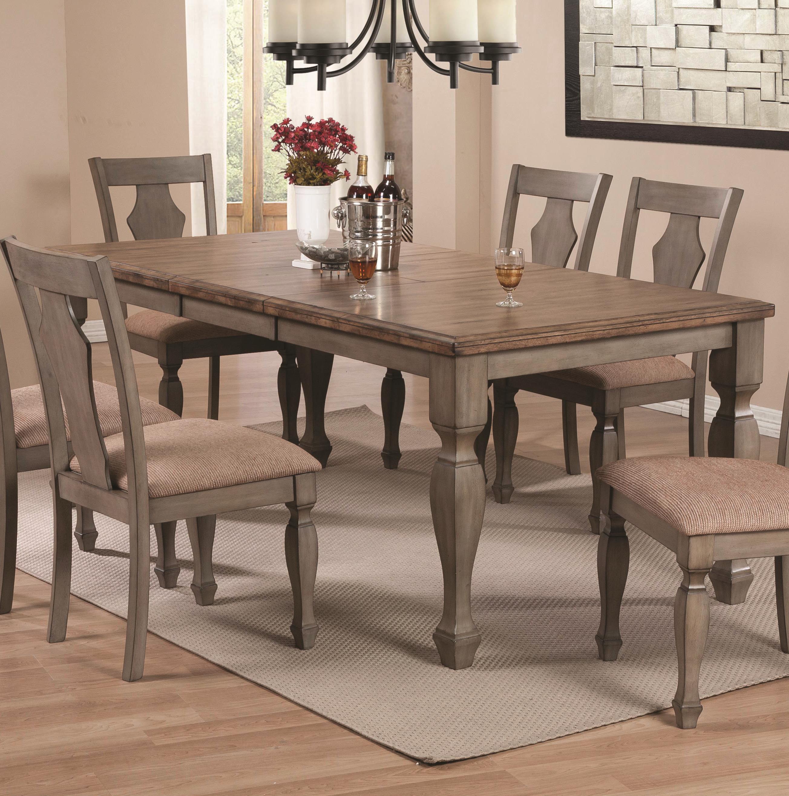 Coaster Riverbend Table - Item Number: 106301