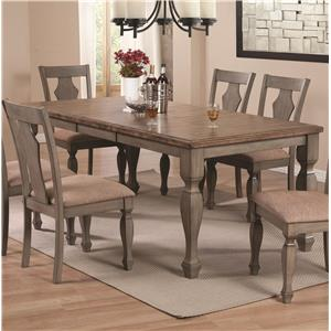 Coaster Riverbend Table