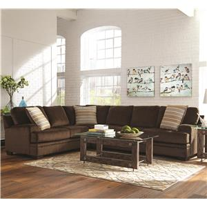 Coaster Robion Sectional