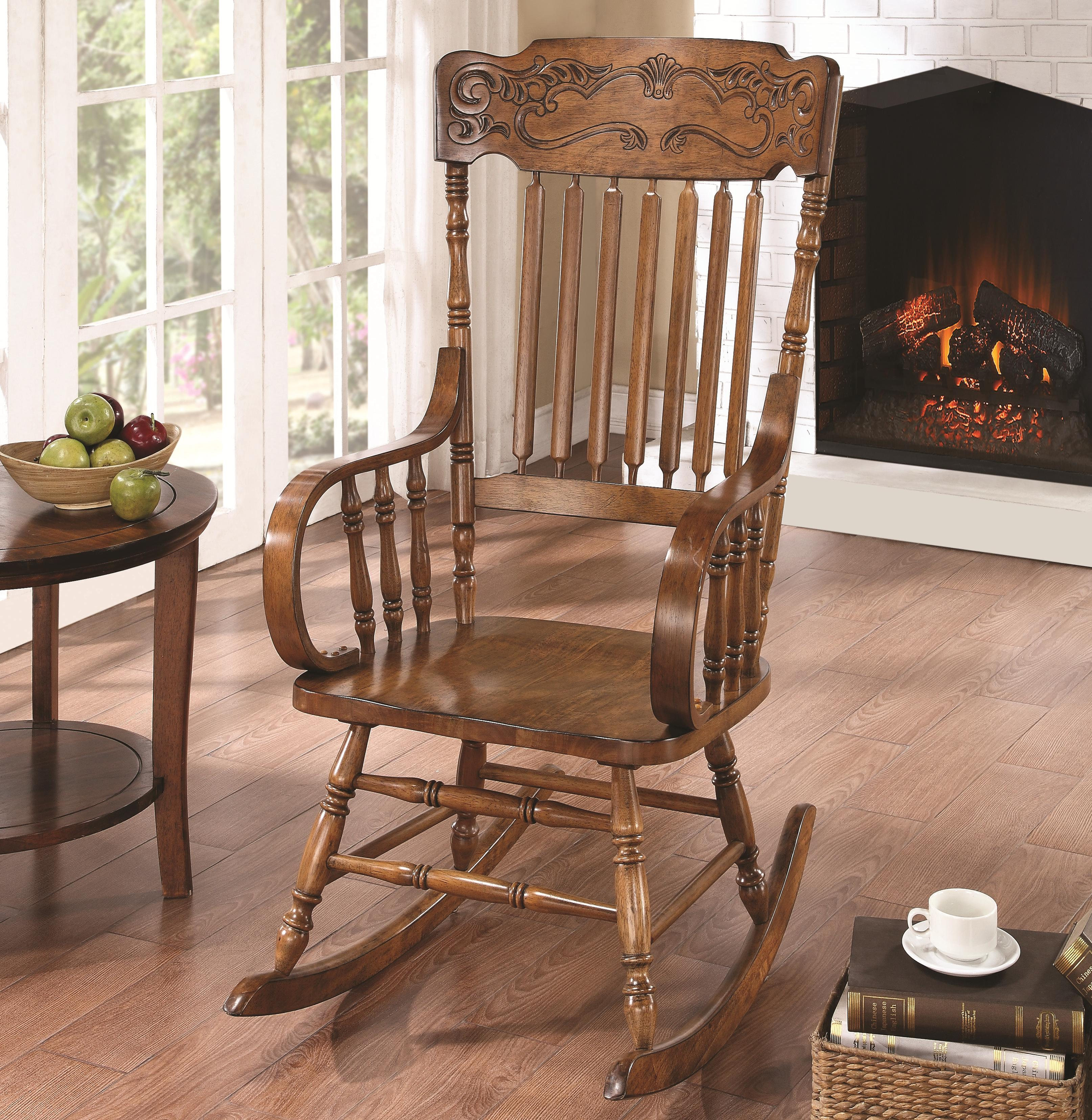 Coaster Rockers Rocking Chair - Item Number: 600175