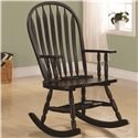 Coaster Rockers Rocking Chair - Item Number: 600186