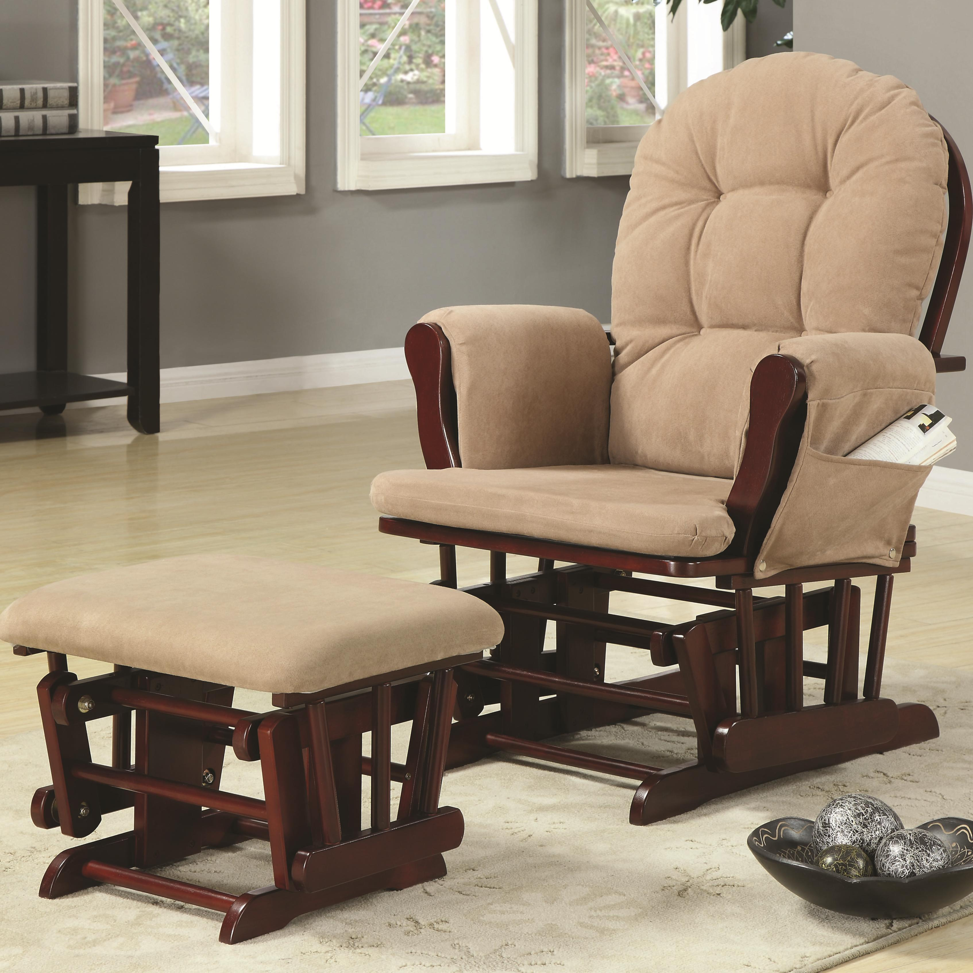 Coaster Rockers Rocking Chair - Item Number: 650010