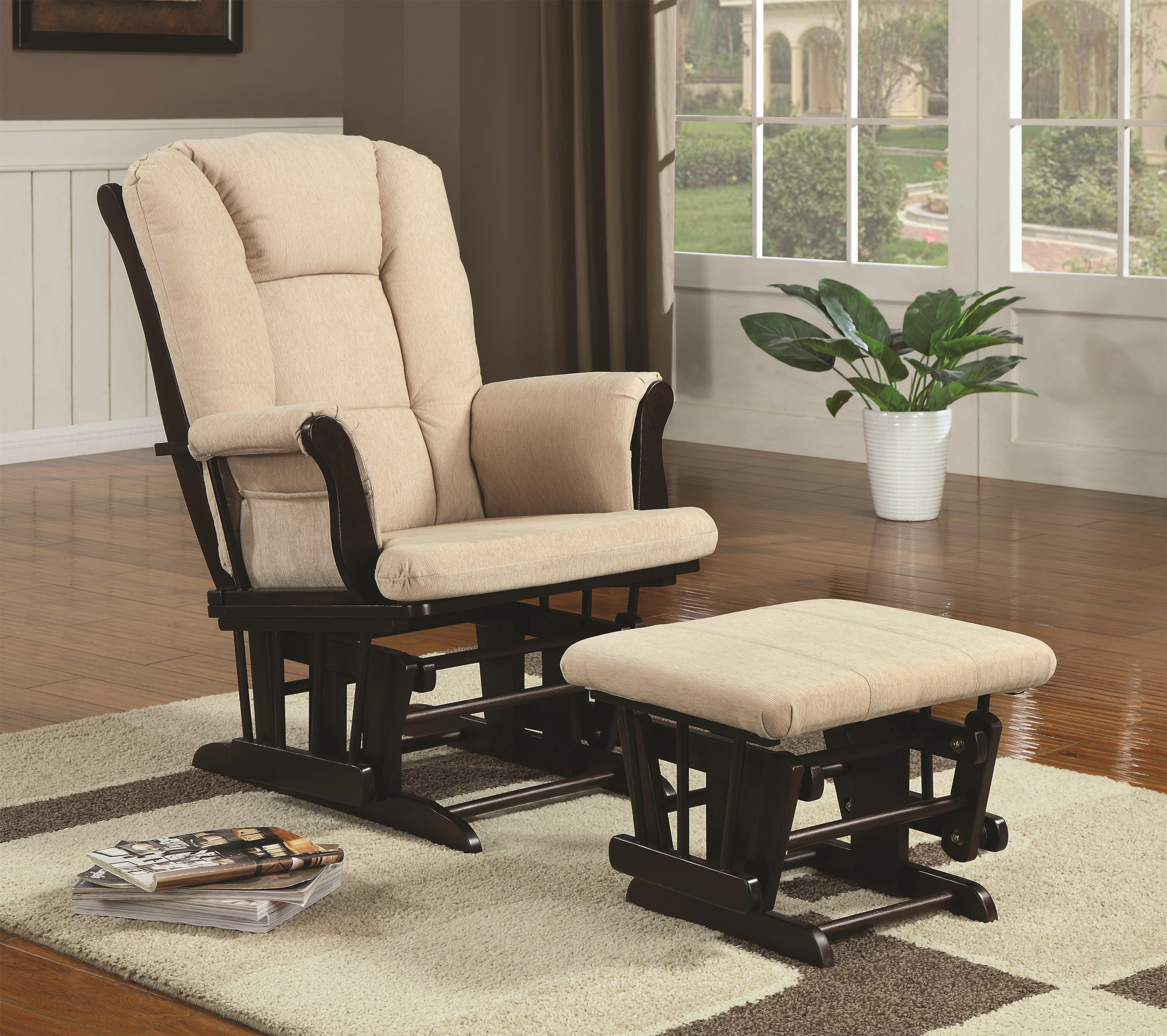 Coaster Rockers Rocking Chair - Item Number: 650011