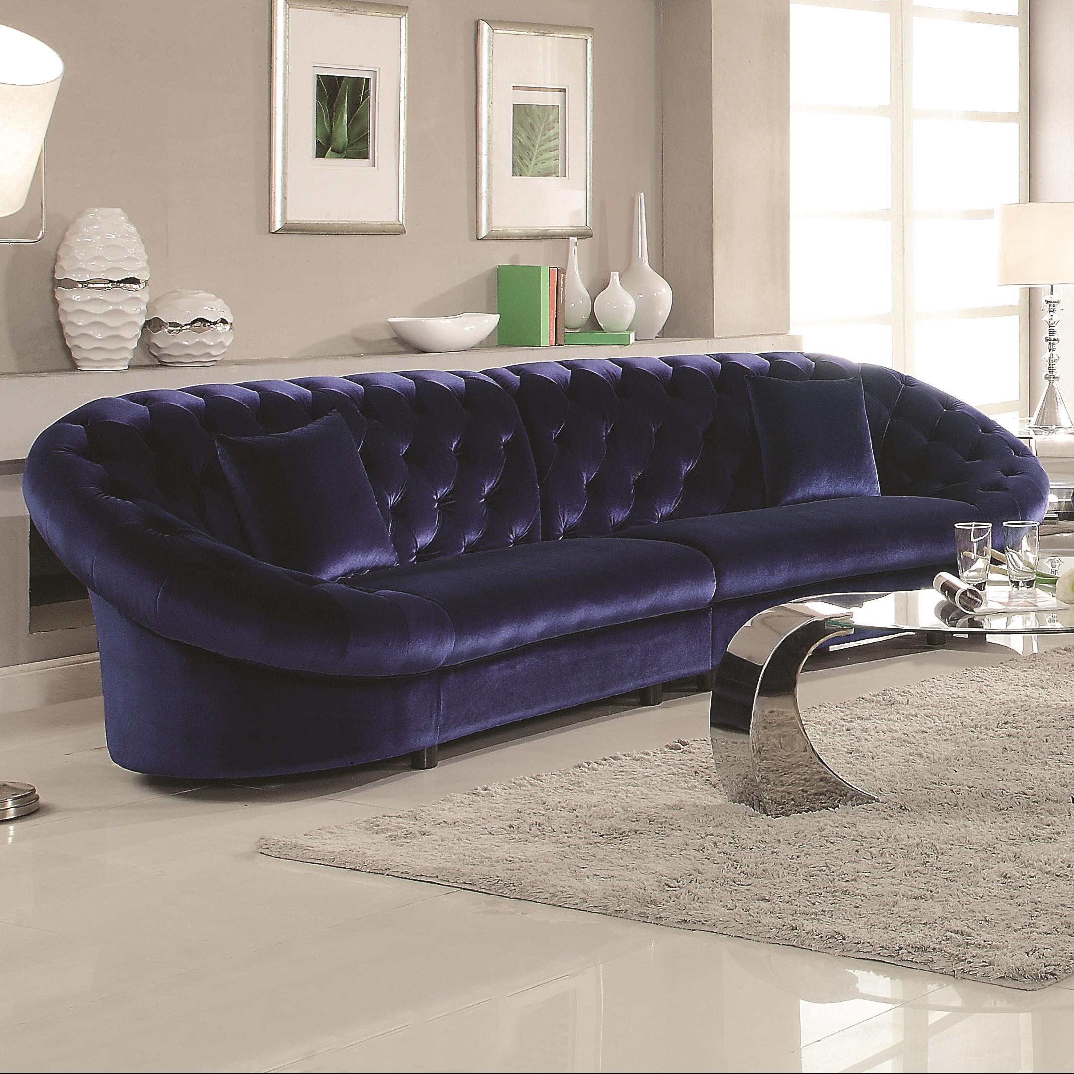 Coaster Romanus Sectional Sofa - Item Number: 511041