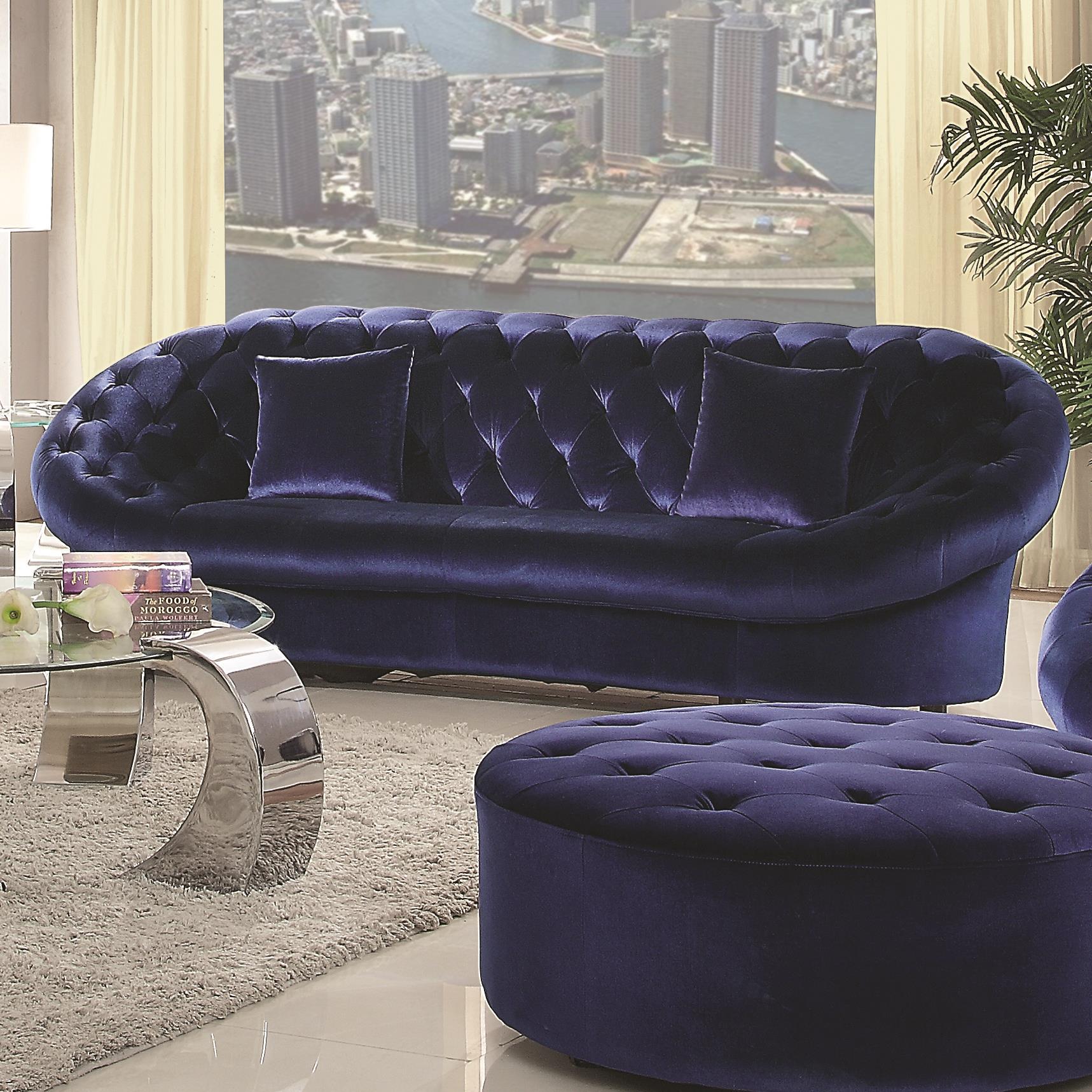 Coaster Romanus Sofa - Item Number: 511042