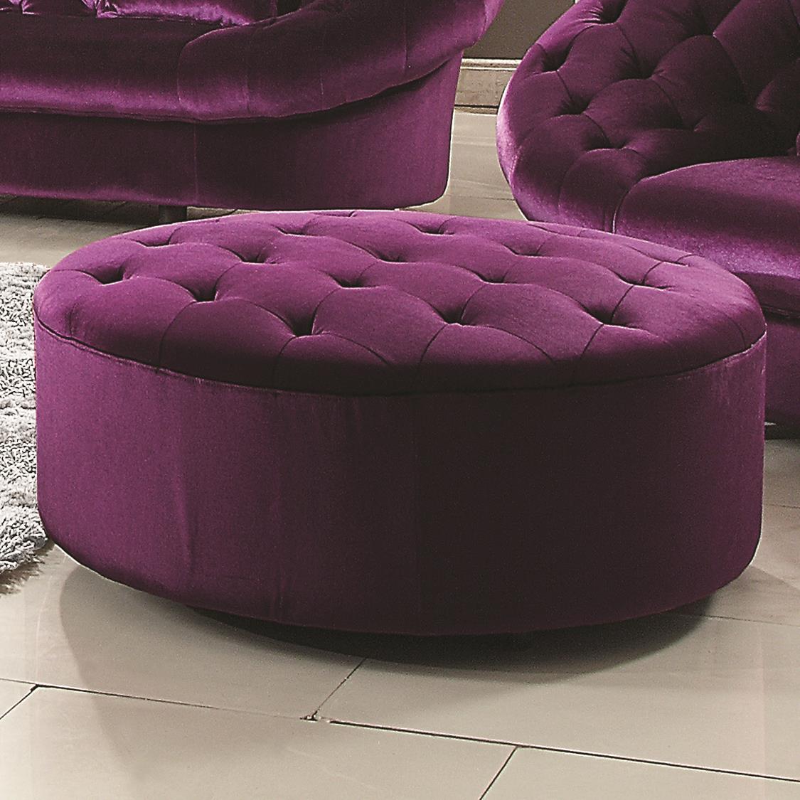 Coaster Romanus Ottoman - Item Number: 511048